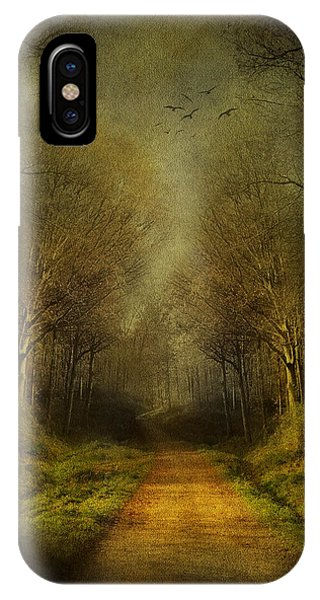 Unknown Footpath IPhone Case