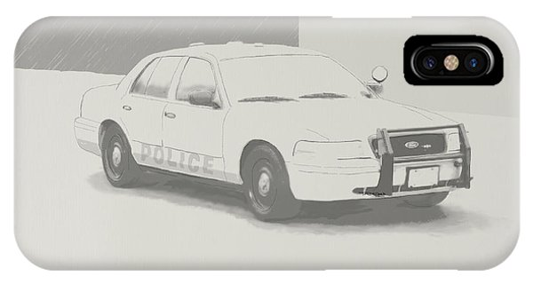 Unmarked Victoria IPhone Case