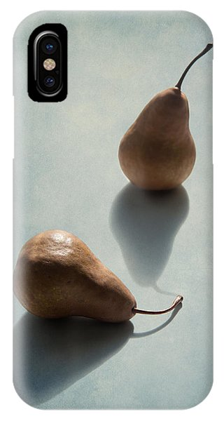 Pear iPhone Case - Unrequited by Maggie Terlecki