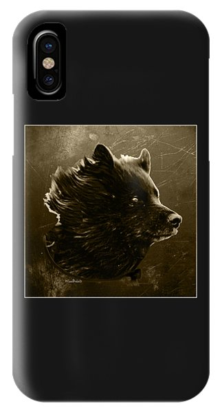 Untamed Phone Case by Asok Mukhopadhyay