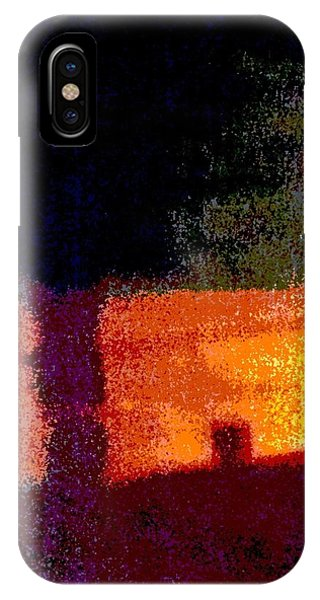 Untitled 1 - By The Window IPhone Case