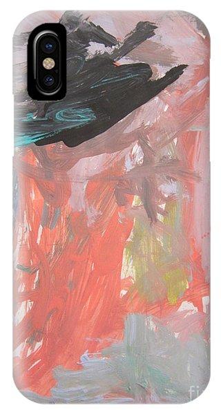 Untitled #11  Original Painting IPhone Case