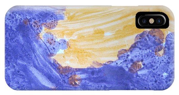 Untitled 120 Original Painting IPhone Case