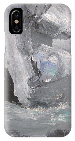 Untitled 124 Original Painting IPhone Case
