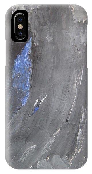Untitled 125 Original Painting IPhone Case