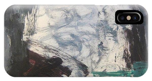 Untitled 127 Original Painting IPhone Case
