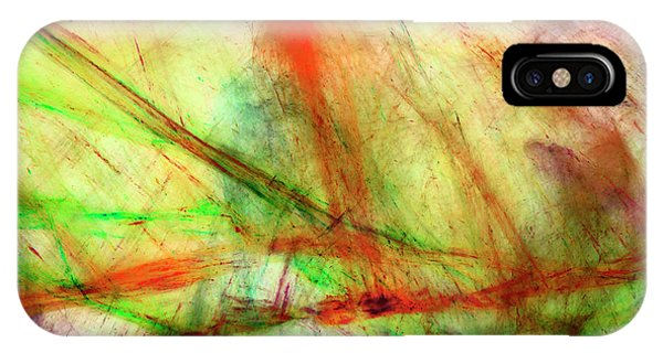 Untitled #140922, From The Soul Searching Series IPhone Case