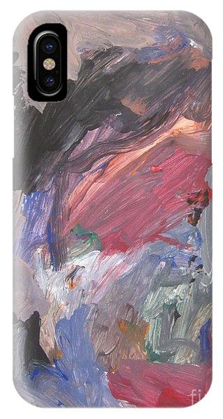 Untitled #6  Original Painting IPhone Case