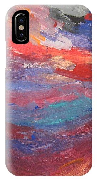 Untitled 96 Original Painting IPhone Case