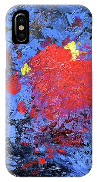 Untitled Abstract-7-817 IPhone Case