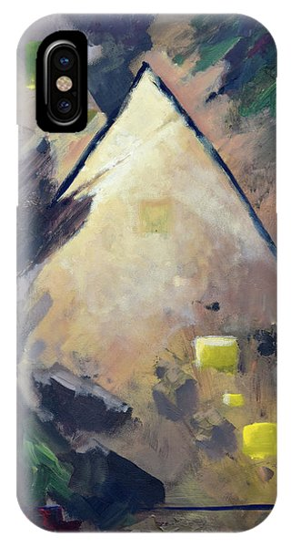 Untitled Abstract 730-17 IPhone Case
