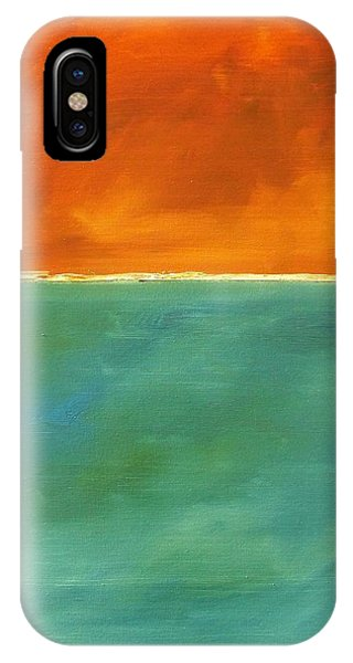 iPhone Case - Untitled, Abstract by RB McGrath