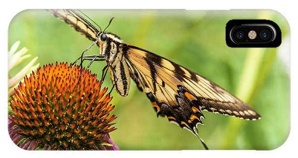 Untitled Butterfly IPhone Case