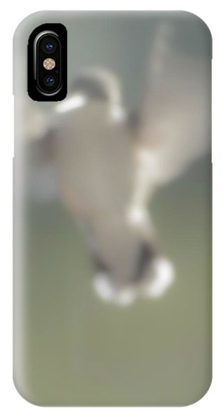 Untitled Hummingbird IPhone Case