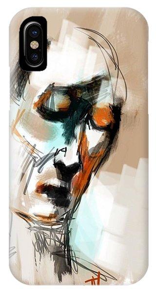 Untitled Portrait IPhone Case