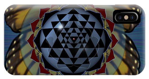 Transforming Meditation IPhone Case