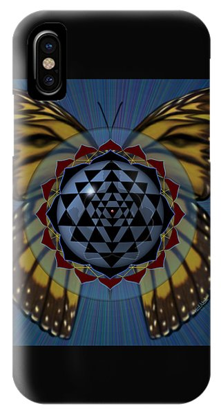 Transforming Meditation IPhone Case