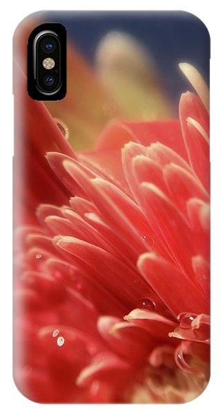 Up Tangerine IPhone Case