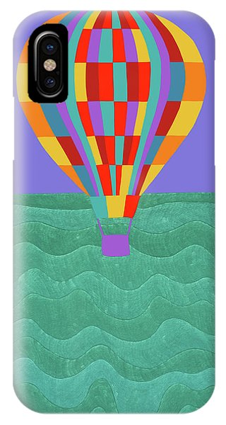 iPhone Case - Up Up And Away by Synthia SAINT JAMES