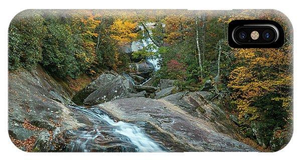 Upper Creek Autumn Paradise IPhone Case