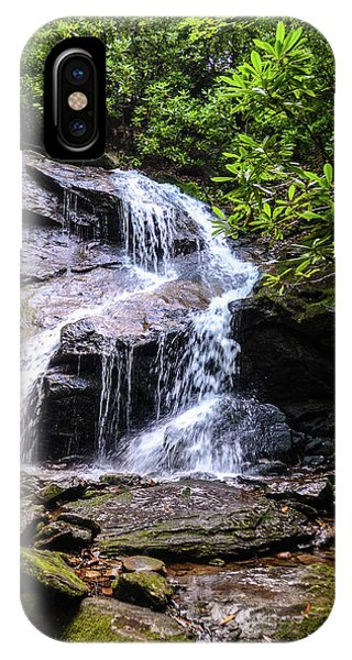 Upper Dill Falls IPhone Case