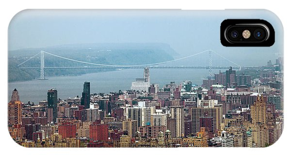 Central America iPhone Case - Upper West Side by Az Jackson