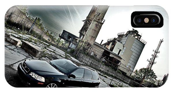 Urban Background IPhone Case