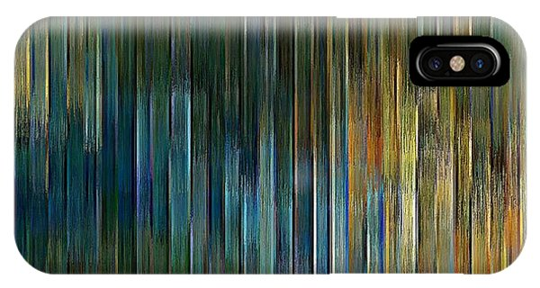 IPhone Case featuring the digital art Urban Desert by David Manlove