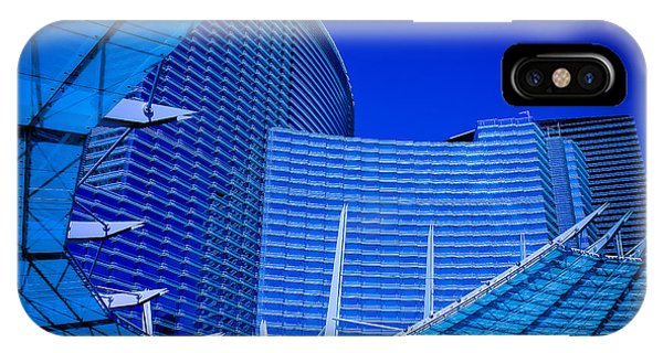 Urban Dusk IPhone Case