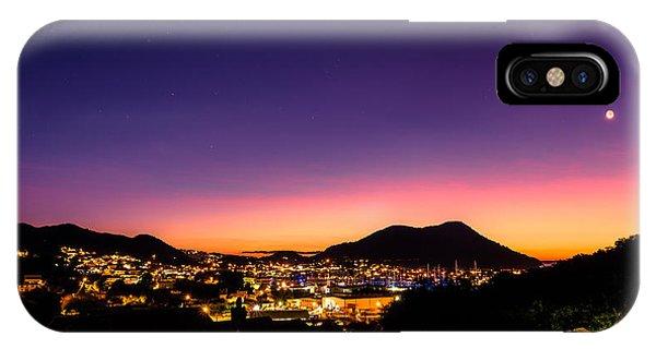 Urban Nights IPhone Case