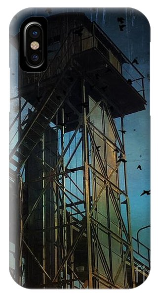 IPhone Case featuring the photograph Urban Past by Ivana Westin