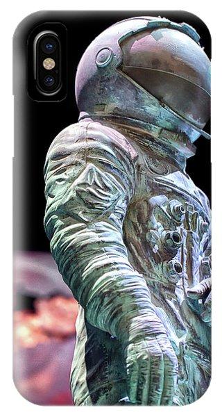 Urban Spaceman IPhone Case