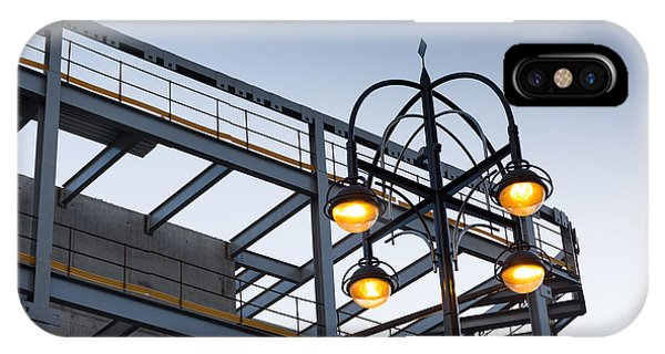 Urban Structures Phone Case by Paul Indigo