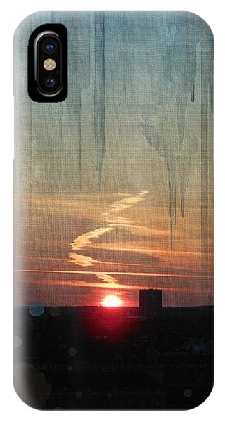 Urban Sunrise IPhone Case