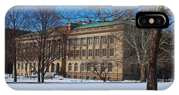 Us Court House And Custom House IPhone Case
