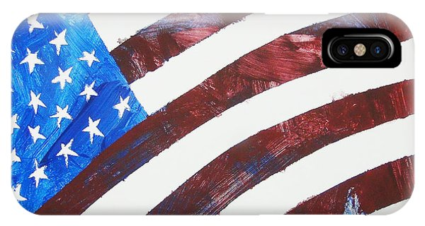 Usa Forever IPhone Case