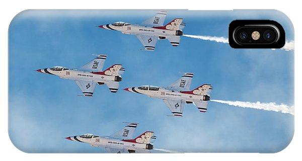 Usaf Thunderbirds IPhone Case