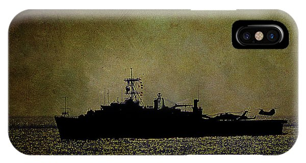 Uss Ponce Lpd-15 IPhone Case