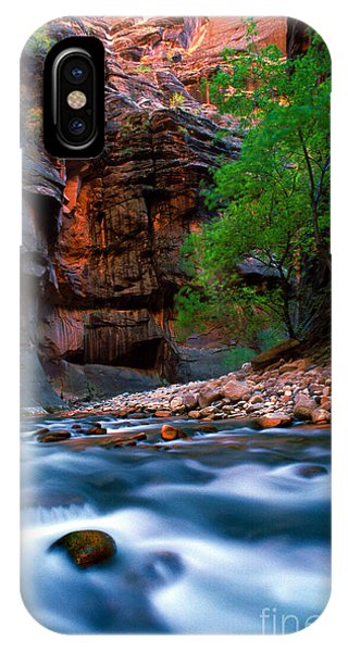 Utah - Virgin River 4 IPhone Case