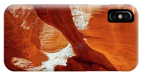 IPhone Case featuring the photograph Utah Arches by Jim Mathis