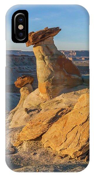 Utah Hoodoos At Sunset IPhone Case