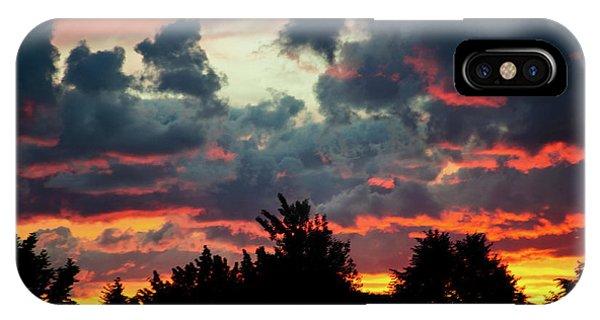 Utah Sunset IPhone Case