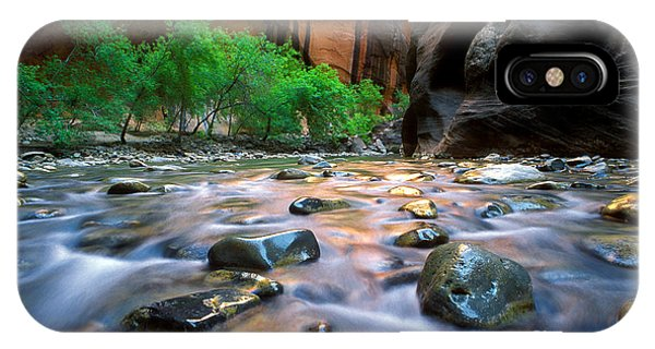 Utah - Virgin River 5 IPhone Case