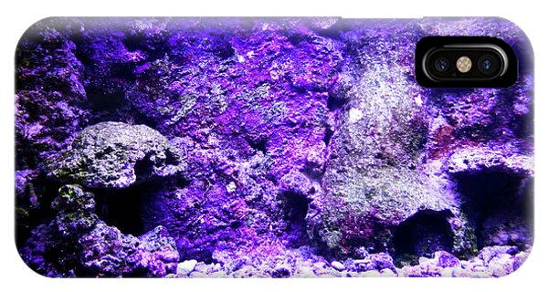 IPhone Case featuring the photograph Uw Coral Stone 2 by Francesca Mackenney