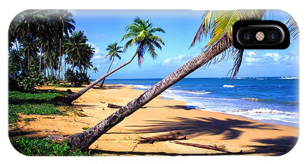 Vacia Talega Shoreline IPhone Case