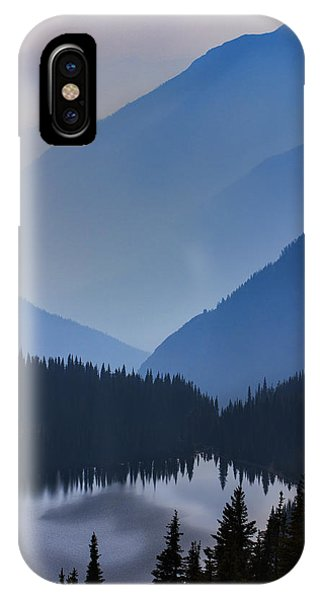 Vague Vista IPhone Case