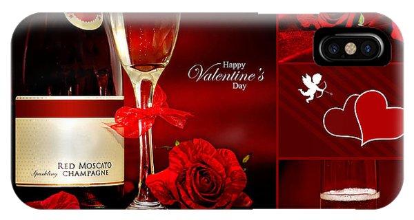Valentine's Collage Photo IPhone Case