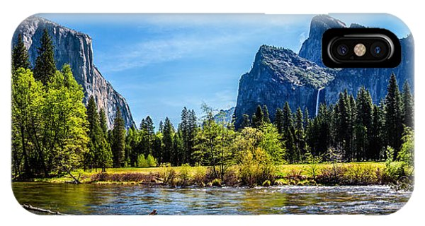 Tranquil Valley IPhone Case