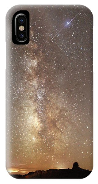 Valley Of The Gods Milky Way IPhone Case