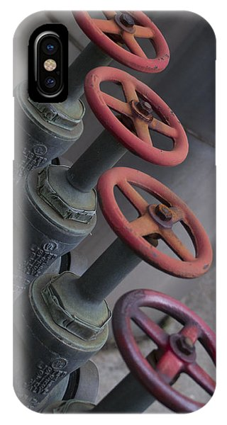 Valves IPhone Case